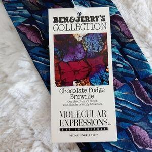 Ben & Jerry's Silk Tie in Chocolate Fudge Brownie